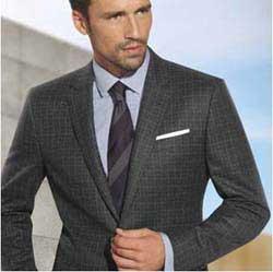 Classic Fit Custom Suit