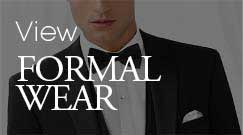 Men's Formal Wear - Tuxedos
