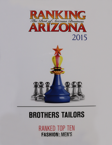 Ranking Arizona 2015