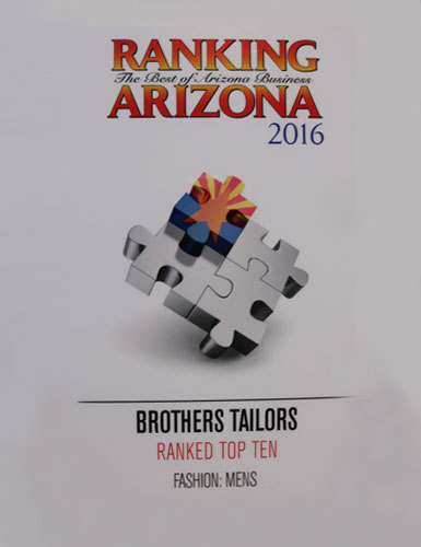 Ranking Arizona 2016